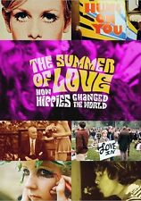 THE SUMMER OF LOVE: HOW HIPPIES CHANGED THE WORLD - BBC FOUR DOCUMENTARY DVD