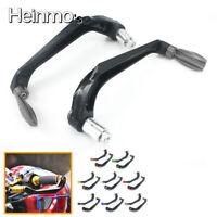 "CNC 7/8"" Brake Clutch Lever Protector Handguard Hand Guard For Honda BMW S1000RR"