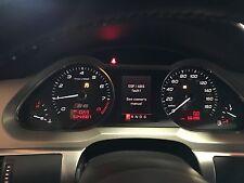 AUDI S6 C6 5.2L INSTRUMENT CLUSTER SPEEDOMETER ASSEMBLY OEM 66K LOW MILES!!!