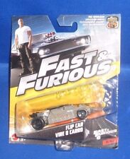Rapido & e The Furious 6 da sfogliare Auto Vire o Carro Mattel #3/32