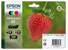 Epson Xp-355 Xp-452 Xp-455 Genuine Ink Cartridges Multipack