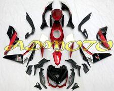 ABS Plastic Fairing Kit for Kawasaki Z1000 2014 2015 2016 Red White