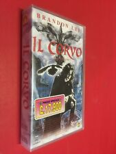 (VHS) Brandon LEE - IL CORVO The Crow MEDUSA VIDEO (1994)