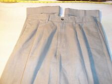 dockers khakis 33 x 31  pleated & cuffed 100% cotton #319