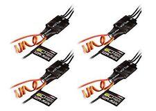 E21A 4x EMax BLHELI 12A Speed Controller 1A 5V BEC ESC for Mini QUADCOPTER QAV25