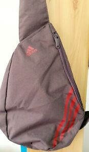 NEW ORIGINAL Adidas ONE SHOULDER BAG SMALL RUCKSACK WOMEN GYM YOGA RUNNING