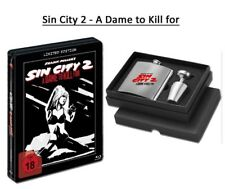 Sin City 2 , 2D and 3D Version , limited Steelbook , uncut , Blu_Ray , new