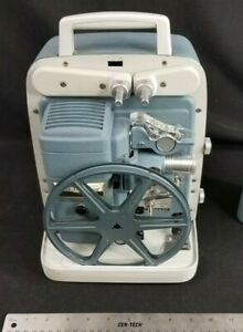 Vintage Bell & Howell Super Auto Load 363 Film Projector (need bulb)