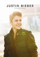 Official Justin Bieber 2014 Calendar BRAND NEW SEALED