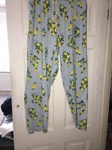 Ladies Brand New XL Primark PJ Bottoms