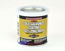 Boat Trailer Cold Galvanized Zinc Rich 1/2 Pint Paint Can 93% Pure Zinc Coating