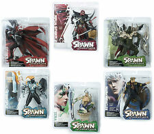 """SPAWN - 7"""" Series 29 'Evolutions' Action Figure Set (6) by McFarlane Toys #NEW"""