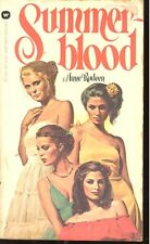 Summerblood by Anne Rudeen (1978, Paperback)