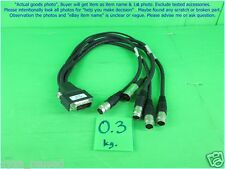 Cognex 300-0232-015, CAMERA QUAD CABLE as photo, sn:1506, Promotion.