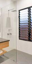 Frameless 10mm GLASS Panel 1400mm X 2000mm