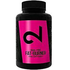 Dual Pro Fat-Burner | Fatburner Pills for Men and Women | 100 Vegan Caps | Weigh