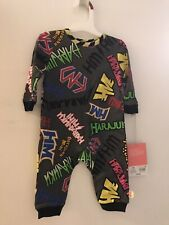 Harajuku Mini 6M Baby Boy Pajamas New With tag
