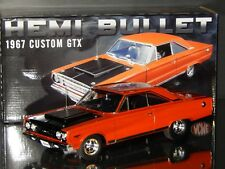 "1:18 Scale GMP/Acme ""Hemi Bullet"" 1967 Custom GTX, Part No. A1806702"