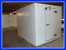 "10'x18'x8' 2"" New Foster Walk In Cooler with Refrigeration & Floor"