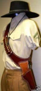 Shoulder Holster for Puma Bounty Hunter,  Rossi Ranch Hand,  Henry Mares Leg