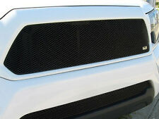 GrillCraft 2012-15 Toyota Tacoma Black MX-Series Upper Mesh Grille Grill Insert*