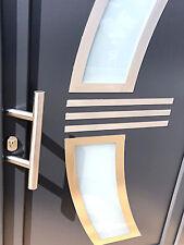 Nr.1 Haustür 100 x 210 cm,Wohnungstür in anthrazit,Hauseingangstür,Tür,Innen L