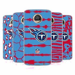 OFFICIAL NFL TENNESSEE TITANS ART SOFT GEL CASE FOR MOTOROLA PHONES