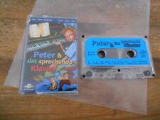 Tape Kinder Zeilberger/Fietz - Peter & das sprechende Klavier (20 Song) ABAKUS