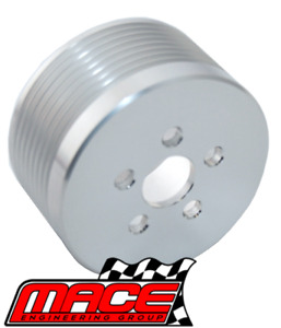 MACE SUPERCHARGER PULLEY FOR HOLDEN L67 SUPERCHARGED 3.8L V6