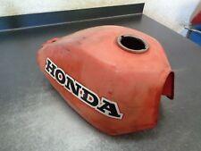 1985 85 '85 HONDA ATC 185 185 3-WHEELER BODY FUEL GAS GASOLINE TANK RED