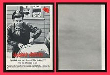 1965 Hogan's Heroes #5 I Packed Yor Car General! EXCL **AA-6556**