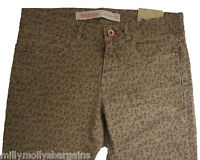 New Womens Brown Skinny NEXT Jeans Size 12 10 8 Long Regular RRP £32