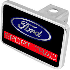 New Ford Sport Trac Blue Logo Tow Hitch Cover Plug