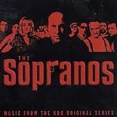 Various Artists : Sopranos (Original Soundtrack) Television Soundtrack 1 Disc Cd
