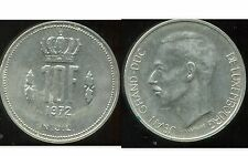 LUXEMBOURG  10 francs 1972  ( bis )