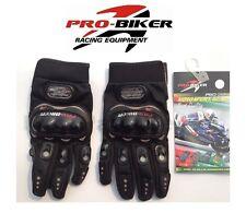 Pro Biker Motorcycle Armored Riding Gloves Honda Suzki Yamaha Kawasaki Ducati