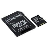 Kingston 128GB Micro SD Memory Card 128G SDHC Class 10 UHS-I TF w/ SD Adapter