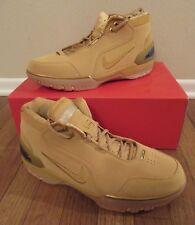 Nike Air Zoom Generation ASG QS Size 11 Wheat Gold AQ0110 700 Lebron Retro NIB