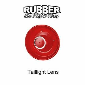 1962 1963 Ford Thunderbird Taillight Lens
