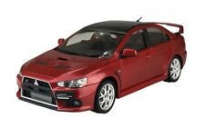 Aoshima No.SP Lancer Evolution Final Ed. '15 Red Metallic Pre-painted 1/24 Scale