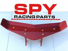 Spy 250/350 F1-A (Rear Spoiler Wine Red ) Road legal Quad Bike Parts, Spy Racing