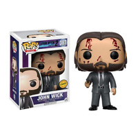 Funko Pop! John Wick Chapter 2 John Wick #387 Bloody Chase Vinyl Figure