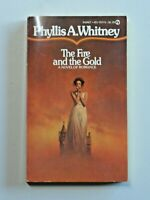 THE FIRE AND THE GOLD Phyllis A. Whitney 1974 Romance Signet Paperback 6247
