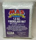 "Mas 1.5 oz. Fiberglass Mat 38"" x 102"""