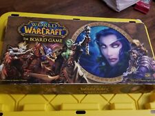 World Of Warcraft The Board Game Comes With Pieces And Rules Of Play