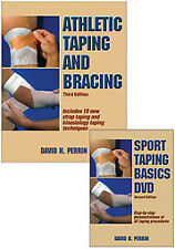 Athletic Taping and Bracing Book-3rd Edition/DVD Package by David Perrin