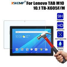 New Tempered Glass Film Screen Protector For Lenovo Tab P10 M10 E10 E8 E7 Tablet