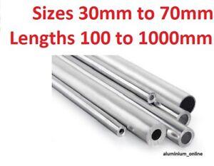 ALUMINIUM ROUND TUBE 35mm 38mm 41mm 45mm 48mm 51mm 57mm 64mm 70mm grade 6063 82