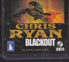 BLACKOUT by CHRIS RYAN~UNABRIDGED CD'S AUDIOBOOK