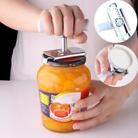 Adjustable Stainless Steel Jar Opener Twist Off Can Lid Remover Tin Open Tool